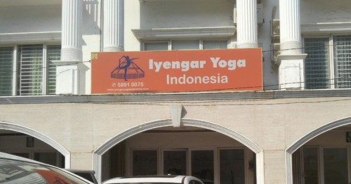 Ivengar Yoga Indonesia