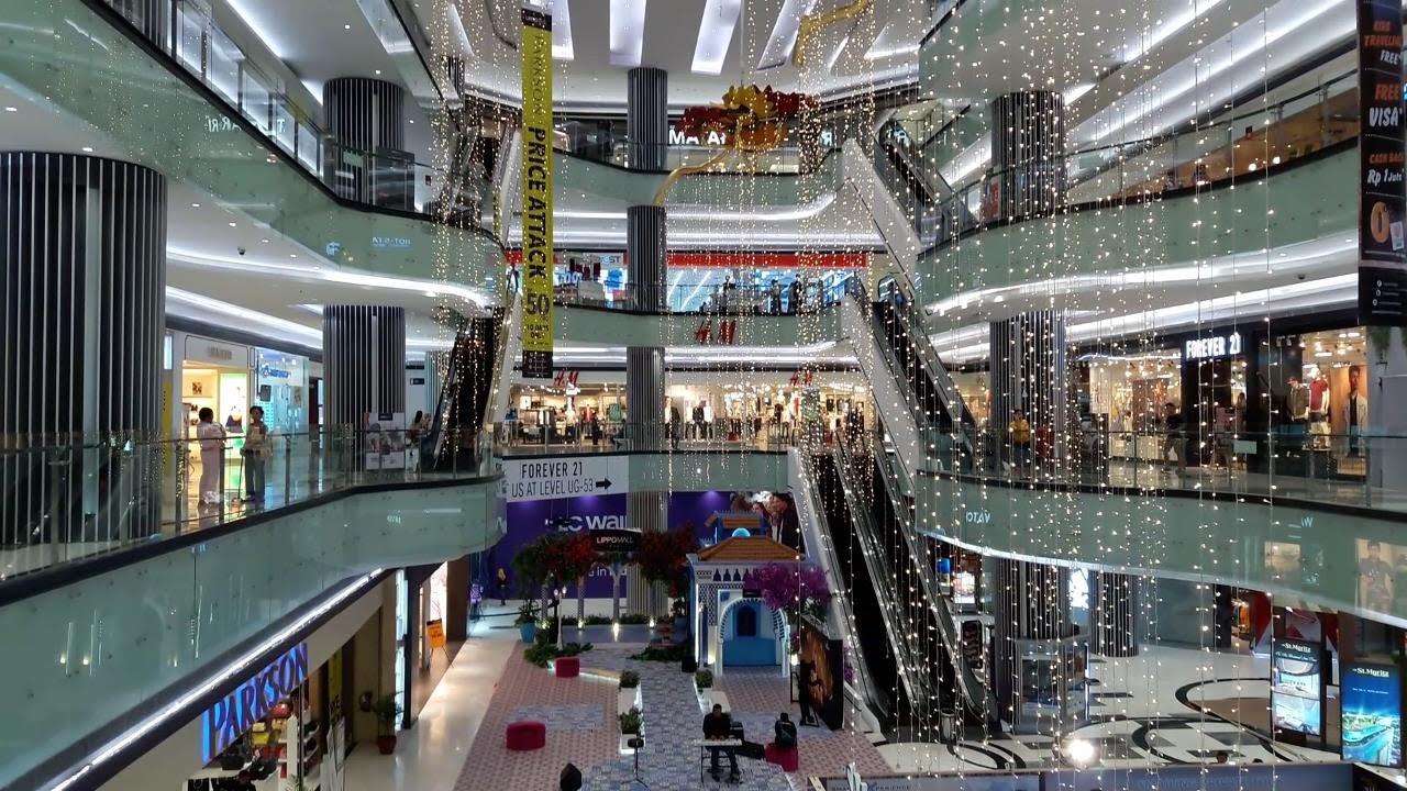 Lippo Mall Puri