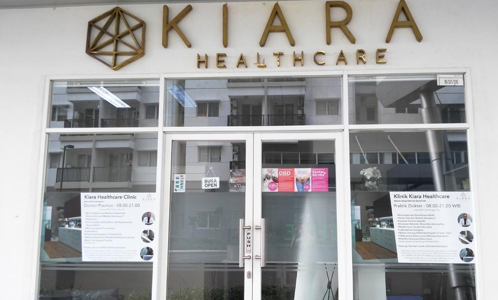 kiara healthcare signature park grande