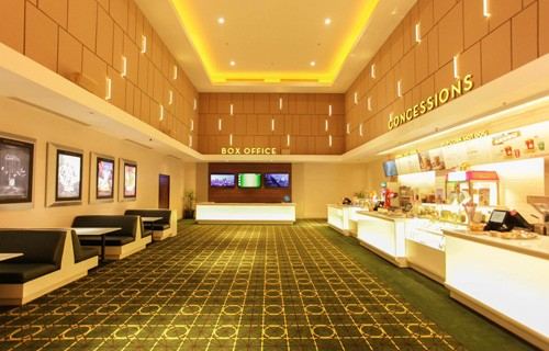 Cinema XXI Mall bassura