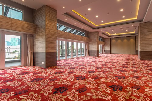 function room maqna residence