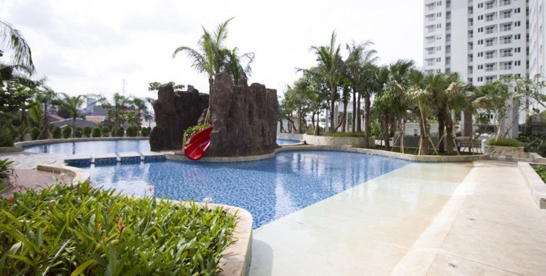 kolam anak metro park residence