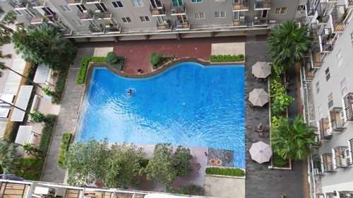kolam renang puri park view