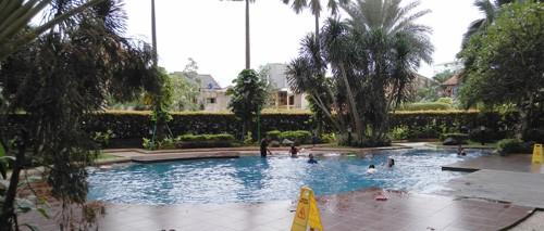 kolam anak puri park view
