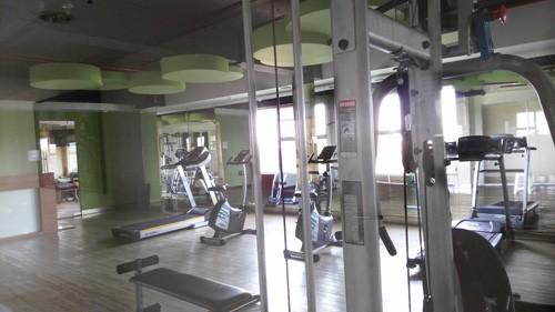 gym belmont residence