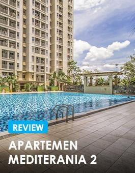 review apartemen mediterania 2