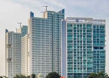 雅加达kebon jeruk的公寓