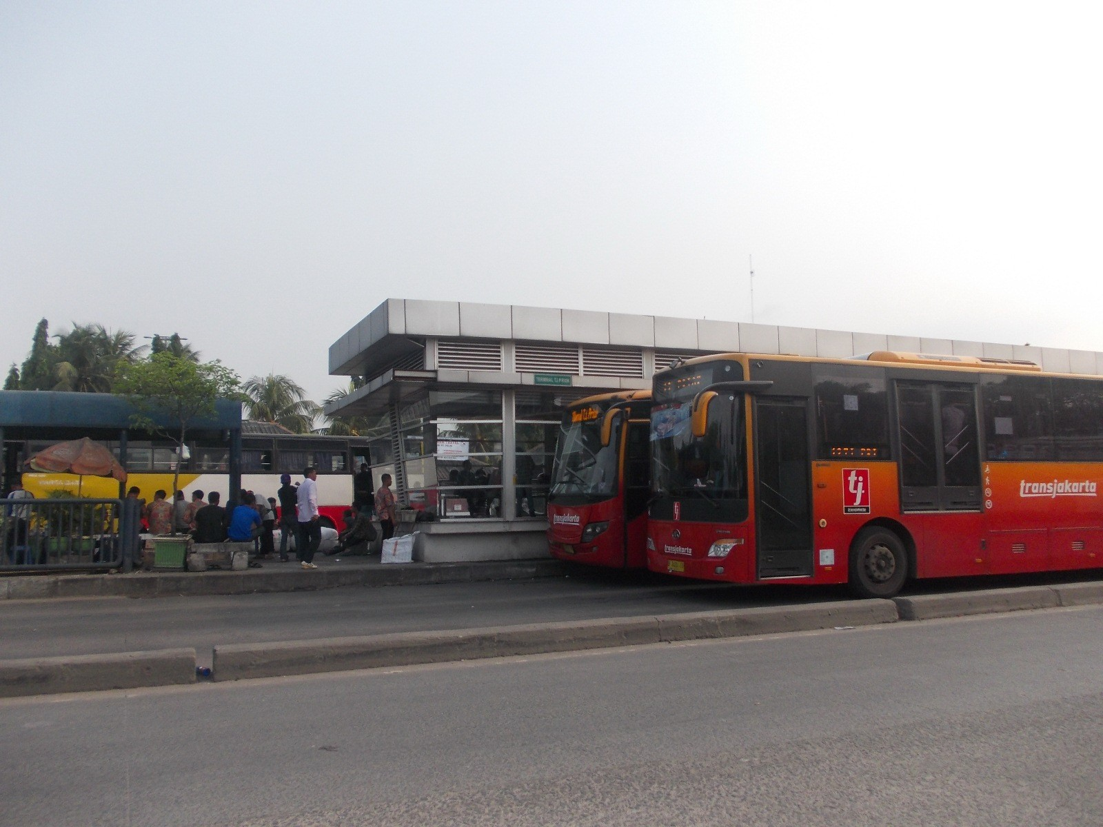 transportation di cipinang