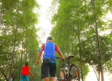 wisata / hiburan di pondok bambu