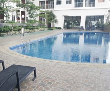 apartement in bsd city
