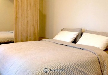 Kemang Village Apartment 3BR Tower Cosmo