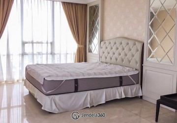 Ancol Mansion Apartment 3BR Semi Furnished