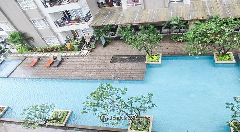 sewa apartemen permata hijau residences