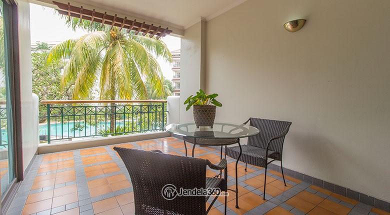arkadia residence at kemang apartment for rent
