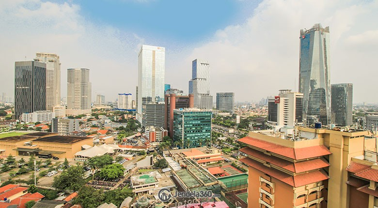 Balcony Taman Sari Semanggi Apartment Apartment