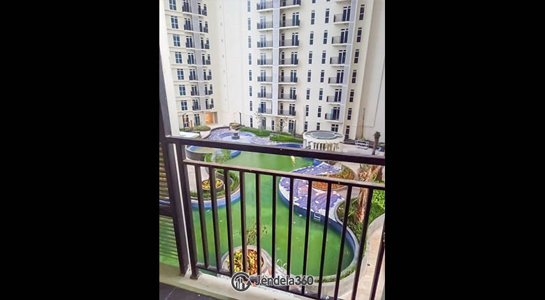 balcony Apartemen Puri Orchard Apartment