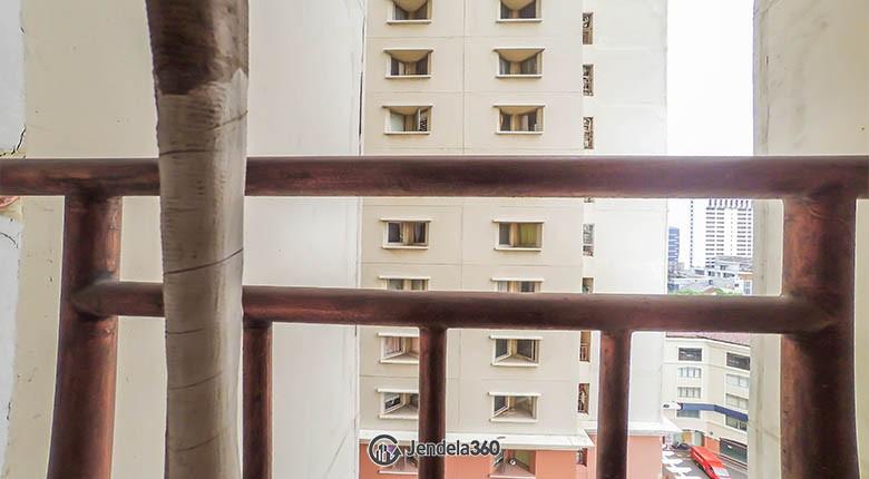 balcony Mediterania Gajah Mada Apartment Apartment