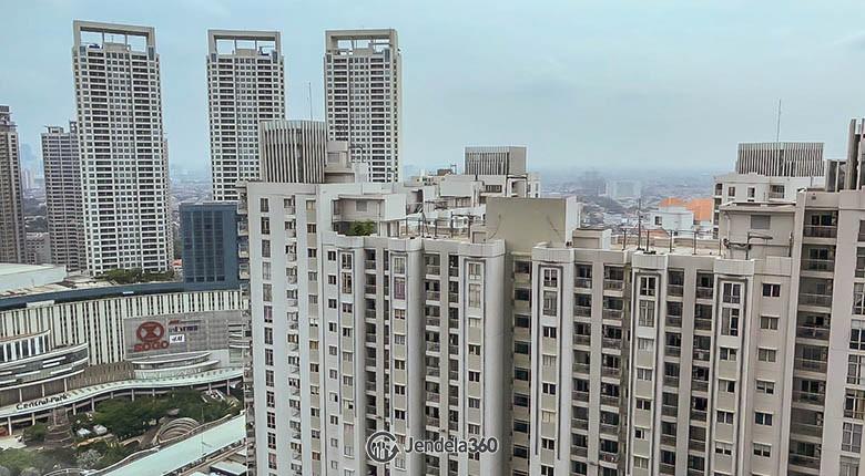 balcony Neo Soho Residence Apartment