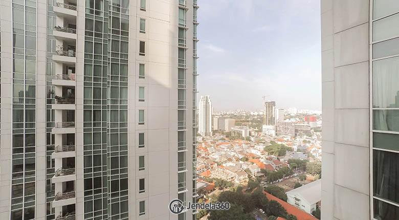 balcony The Peak Apartment