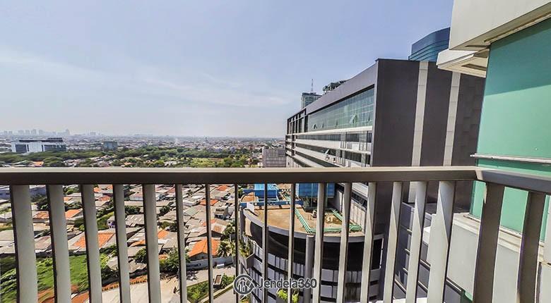 balcony ST Moritz Apartment
