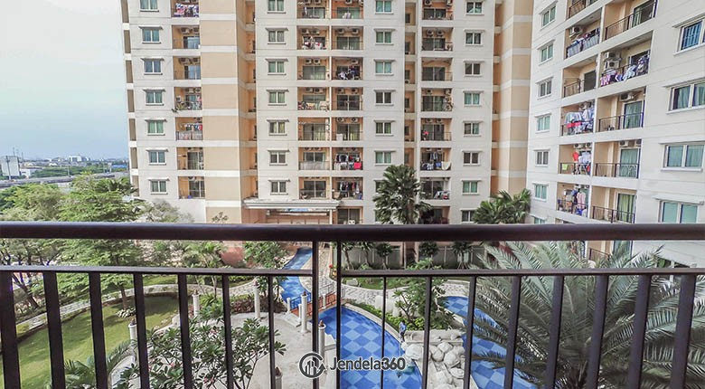 balcony Apartemen MOI City Home