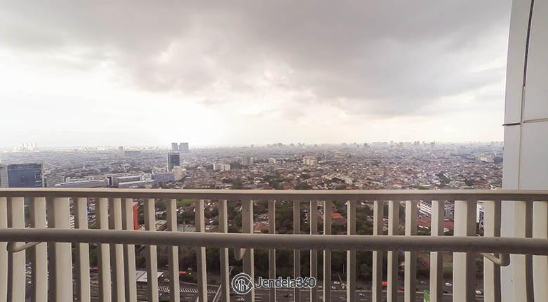 balcony Apartemen Neo Soho Residence