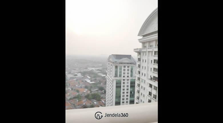 balcony Belleza Apartment Apartment