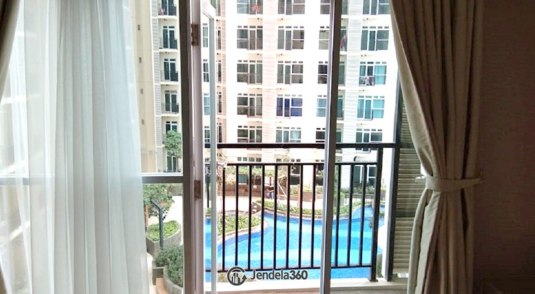 balcony Puri Orchard Apartment