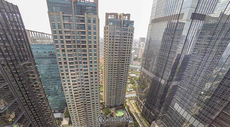 balcony District 8 Apartment
