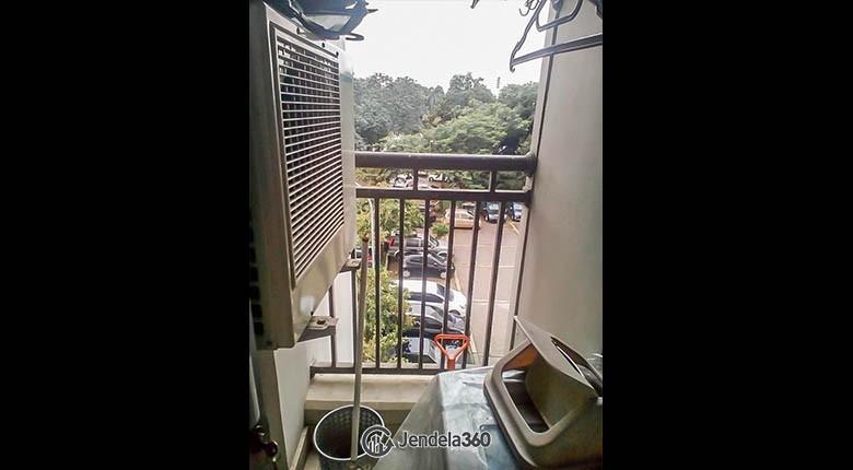 balcony Kalibata City Apartment