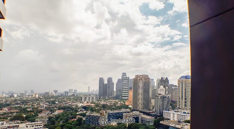 Balcony Apartemen Taman Sari Semanggi Apartment