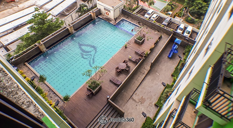 Balcony Gading Green Hill Apartment Apartment