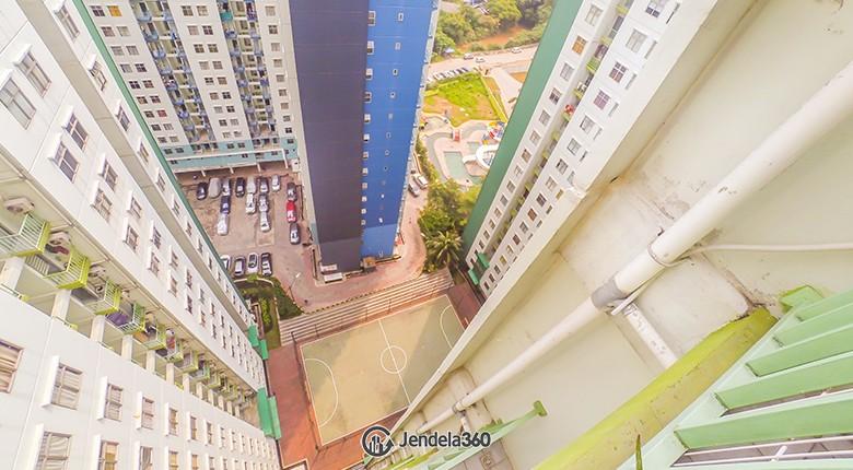 Balcony Pancoran Riverside Apartment Apartment