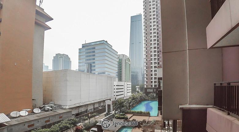 Balcony Taman Sari Semanggi Apartment