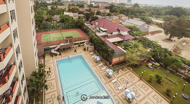 Balcony Pondok Club Villa Apartment