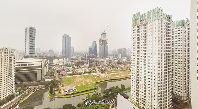 Balcony Apartemen Thamrin Executive Residence