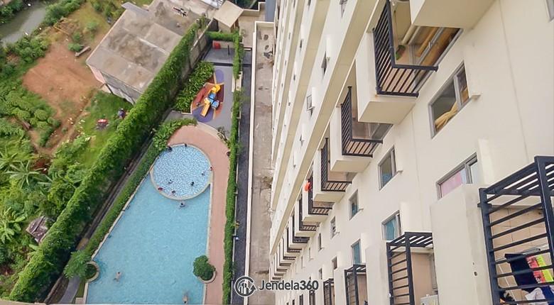 Balcony Apartemen Victoria Square Apartment