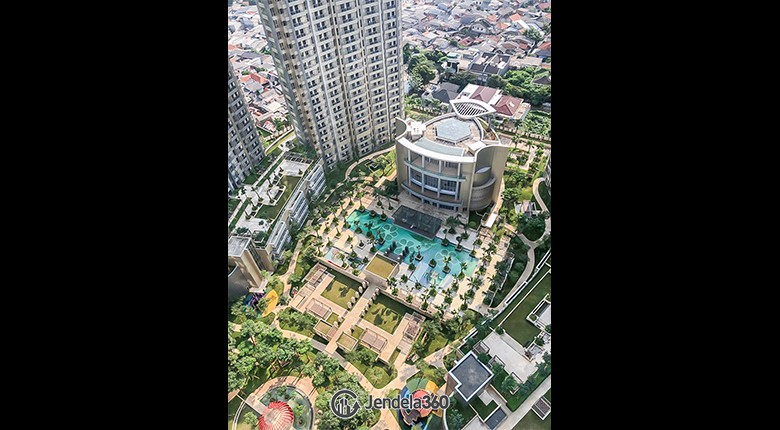 Balcony Taman Anggrek Residence
