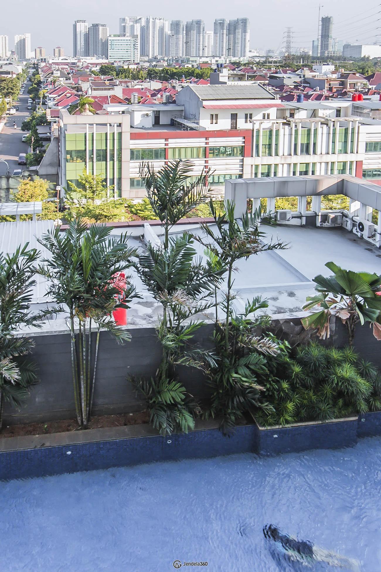 Balcony Sunter Icon Apartment