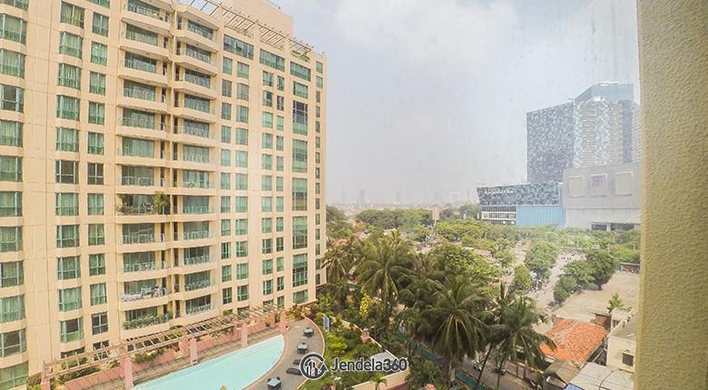 Balcony Apartemen Casablanca Apartment