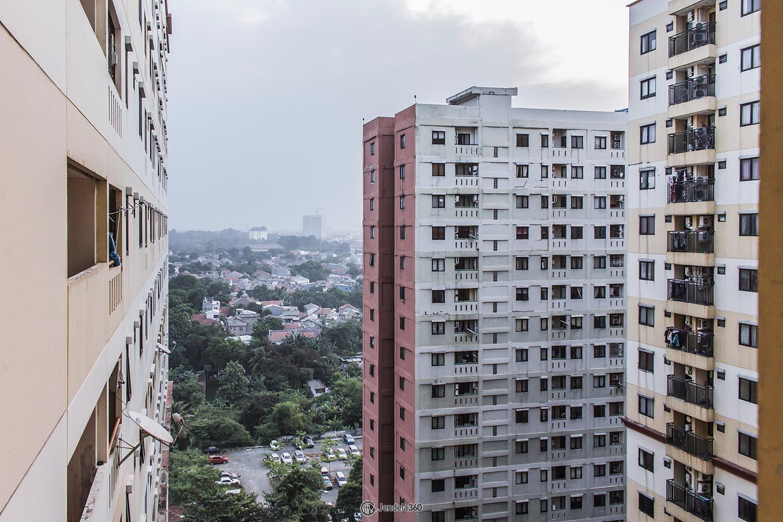 Balcony Kebagusan City Apartment