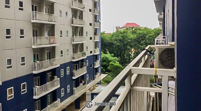 Balcony Grand Centerpoint Apartment