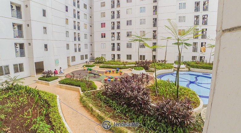 Balcony Apartemen Bassura City Apartment