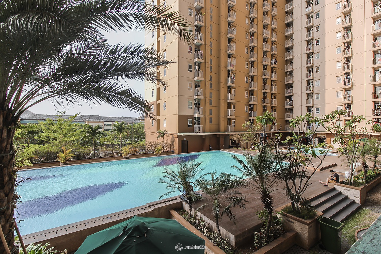 Balcony Apartemen Green Palm Residence