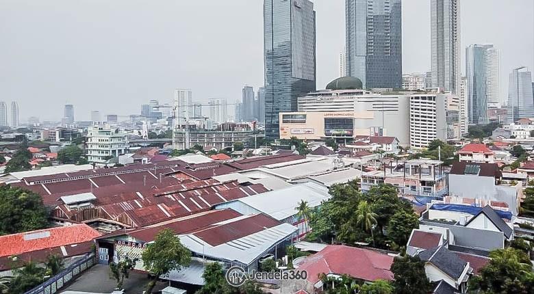 Balcony Tamansari Semanggi Apartment Apartment
