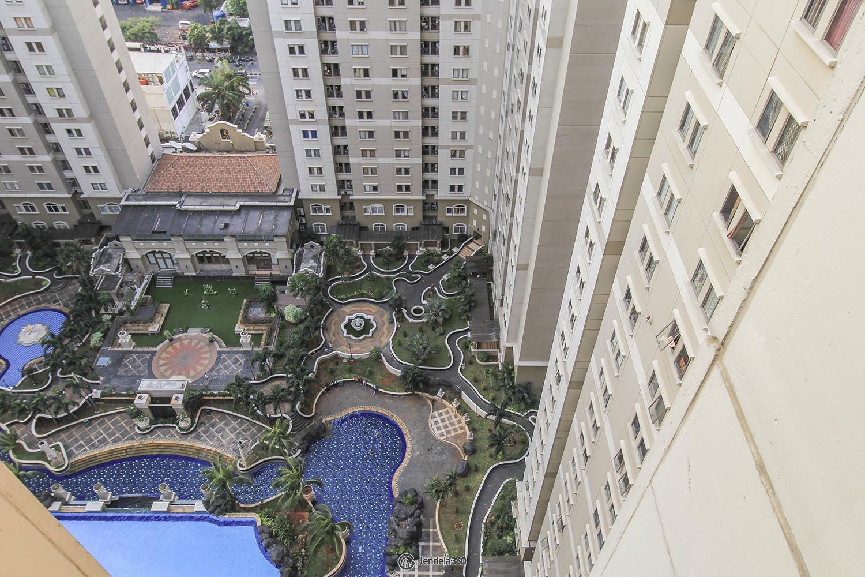 Balcony Mediterania Garden Residence 1