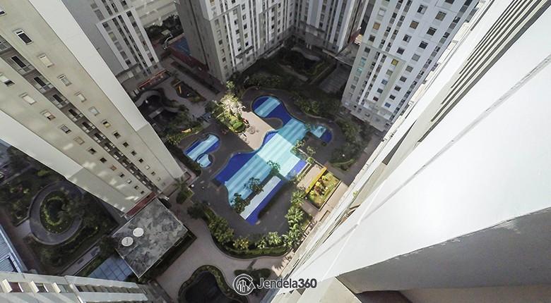 Balcony Apartemen Green Bay Pluit Apartment