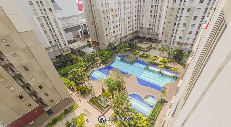 Balcony Green Bay Pluit Apartment Apartment