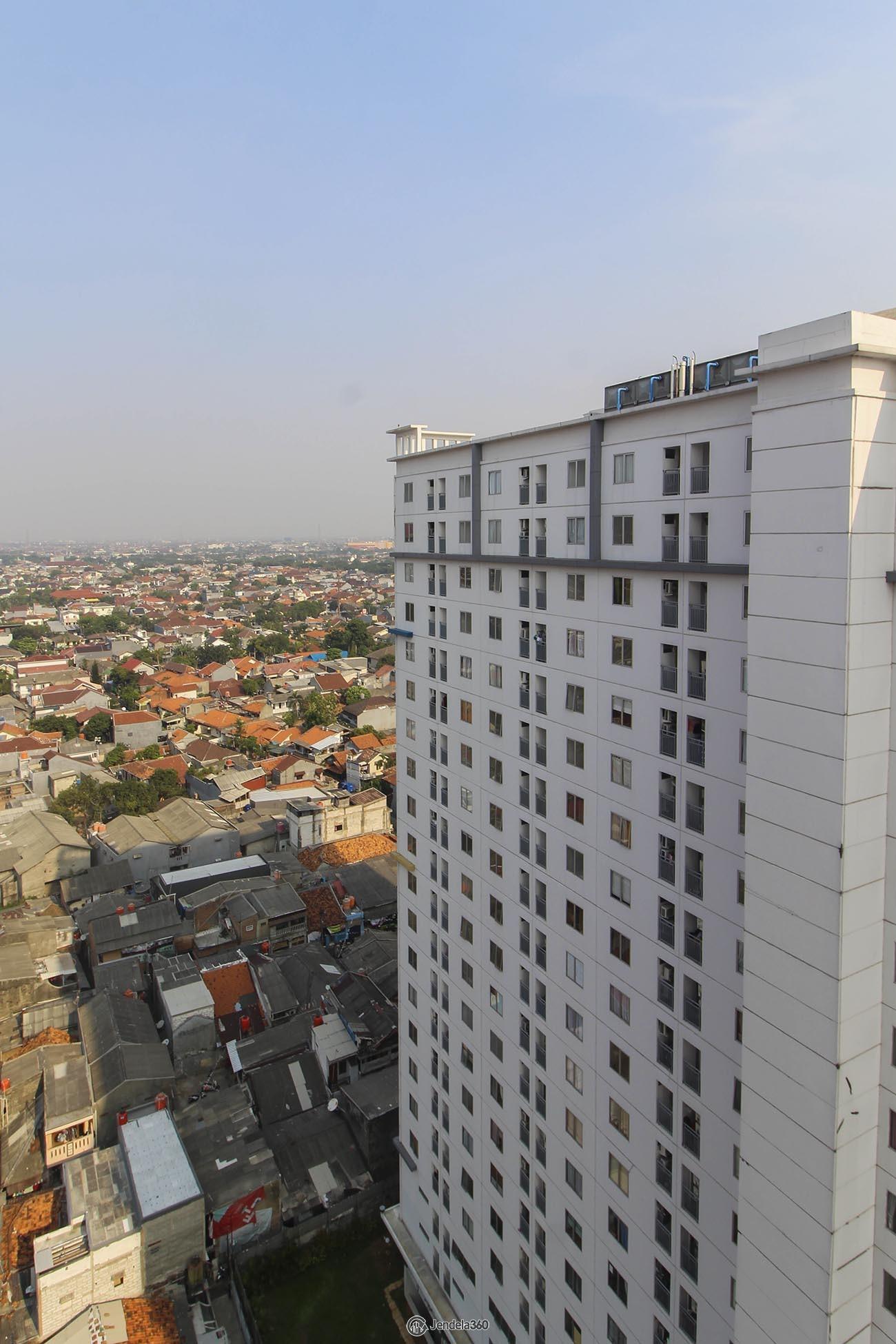 Balcony Bassura City Apartment Apartment