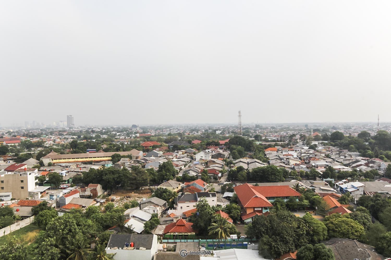 Balcony Apartemen Bintaro Park View